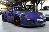 photo PORSCHE 911 TYPE 991 GT3 RS