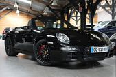 photo PORSCHE 911 TYPE 997 CABRIOLET