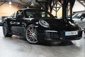 photo PORSCHE 911 TYPE 991 TARGA