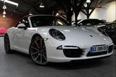 photo PORSCHE 911 TYPE 991 CABRIOLET