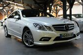 photo MERCEDES CLASSE E 4 COUPE