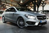 photo MERCEDES CLA SHOOTING BRAKE AMG