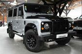 photo LAND ROVER DEFENDER 4