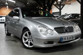 photo MERCEDES CLASSE C COUPE SPORT