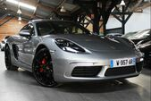 photo PORSCHE 718 CAYMAN