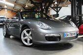 photo PORSCHE BOXSTER 2 TYPE 987