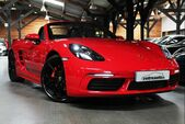 photo PORSCHE 718 BOXSTER