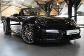 photo PORSCHE 911 TYPE 991 CABRIOLET TURBO