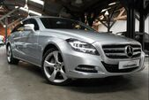 photo MERCEDES CLASSE CLS 2 SHOOTING BRAKE