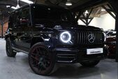 photo MERCEDES CLASSE G 4 AMG