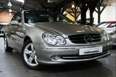 photo MERCEDES CLK 2