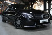 photo MERCEDES CLASSE C 4 COUPE